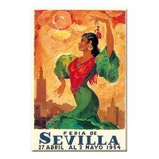 <strong>Buyenlarge</strong> Sevilla Feria Canvas Wall Art