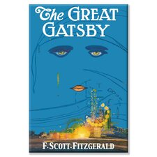 The Great Gatsby Graphic Art on Canvas