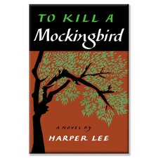 To Kill a Mockingbird Graphic Art on Canvas