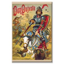 <strong>Buyenlarge</strong> Don Quixote Canvas Wall Art