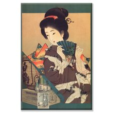 Hakutsuru Sake Canvas Wall Art