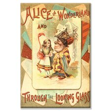 <strong>Buyenlarge</strong> Alice in Wonderland and Through The Looking Glass Canvas Wall Art