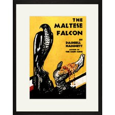 The Maltese Falcon Canvas Wall Art