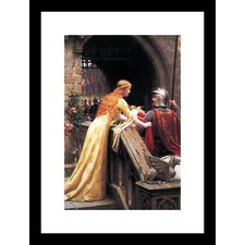<strong>Buyenlarge</strong> God Speed Fair Knight Framed and Matted Print