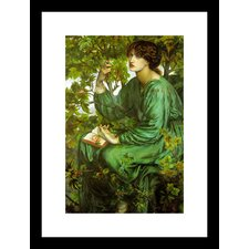 <strong>Buyenlarge</strong> The Day Dream Framed and Matted Print