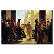 <strong>Buyenlarge</strong> Ecco Homo Canvas Wall Art