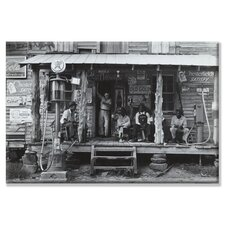 <strong>Buyenlarge</strong> Country Store Canvas Wall Art