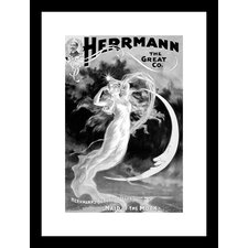 <strong>Buyenlarge</strong> Herrmann The Great Co. Framed and Matted Print