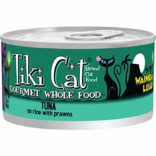 Waimea Luau Tuna in Rice with Prawns Cat Food