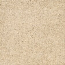 "<strong>Marca Corona</strong> Natural Living 12"" x 12"" Unpolished Porcelain Field Tile in Sand"
