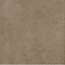 "Natural Living 12"" x 12"" Unpolished Porcelain Field Tile in Olive"