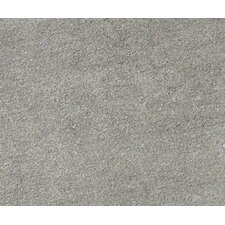 "Natural Living 12"" x 3"" Bullnose Rectified Tile Trim in Grey"