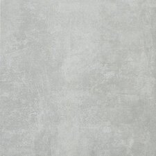 "Reactions 12"" x 3"" Bullnose Tile Trim in Grey"