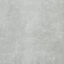 "Reactions 4"" x 4"" Porcelain Bullnose Outcorner in Grey"