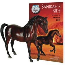 Samirah's Ride Horse and Book Set