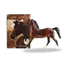 Warhorse Joey with Book