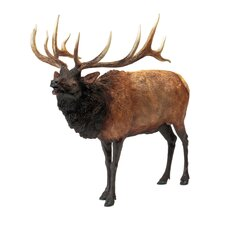 Bull Elk Action Figure