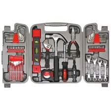 <strong>Apollo Tools</strong> 53 Piece Household Tool Kit
