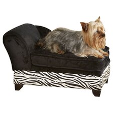 Ultra Plush Storage Dog Sofa II