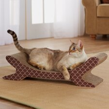 Cat On A Hot Tin Roof Scratcher