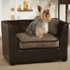 Ultra Plush Modern Dog Sofa