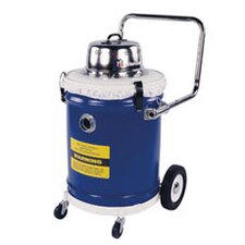 15 Gallon 2.3 Peak HP Stainless Steel Critical HEPA Wet / Dry Vacuum