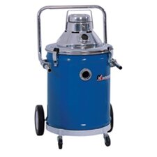 15 Gallon 2.3 Peak HP Cold Rolled Steel Wet / Dry Vacuum