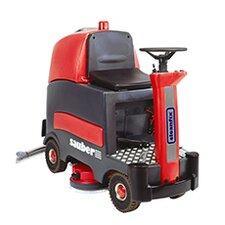 Sauber Ride-On Scrubber Wet / Dry Vacuum