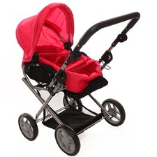 <strong>The New York Doll Collection</strong> Adorable Doll Stroller