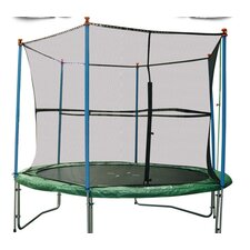 14' 8 Pole Magic Enclosure for Trampoline