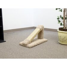 Tilted Sisal Scratching Post