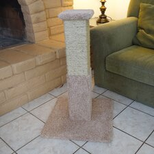 Premier Large Half Sisal Rope Scratching Post
