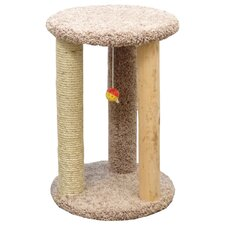 Round Multi Cat Scratch Post