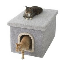 Enclosure Cat Litter Box