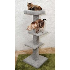 3 Tier Cat Scratching Perch