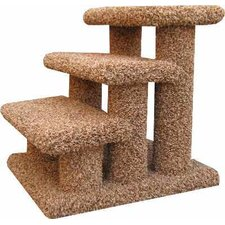 <strong>New Cat Condos</strong> Cat Post Stairs