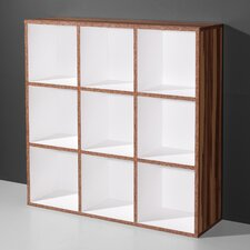 Ligne 9 Shelf Shelving Unit