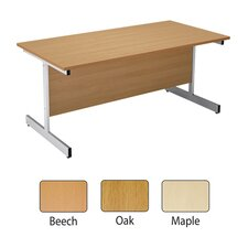 Cantilever Rectangular Table