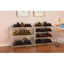 UltraZinc 168 Bottle Wine Rack