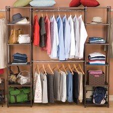 """14"""" Deep Expandable Total Closet Organizer"""