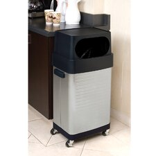 UltraHD Commercial Stainless Steel Trash Bin