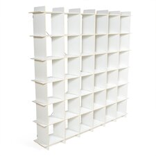 "36 Cubby Large 69"" Bookcase"