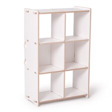 6 Compartment Cubby