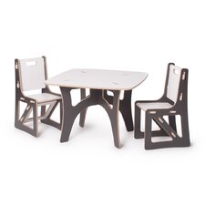<strong>Sprout</strong> Kids 3 Piece Table and Chair Set