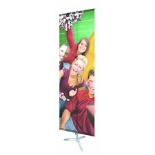 Hook/Loop Promo Banner Stands