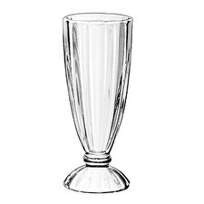 Soda Service 12 Oz. Fluted Glass (Set of 24)
