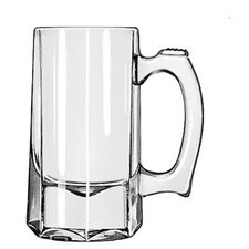 <strong>Libbey</strong> Mugs and Tankards 10 oz. Beer Stein (Set of 12)