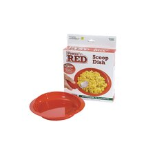 Power of Red™ Scoop Dish Eating Aid