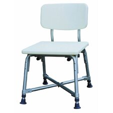 <strong>Essential Medical</strong> Endurance HD Bath Bench with Back