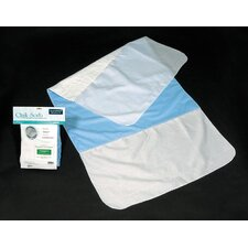 Quik Sorb Deluxe Underpad with Tucks